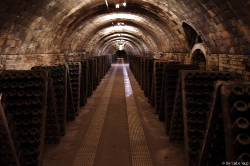 Codorníu - fabryka szampana