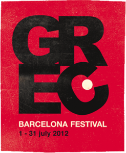 GREC 2012 Festival Barcelona