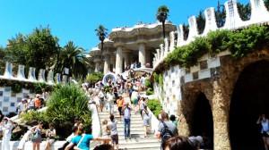 Park Güell (i muzeum Gaudí)