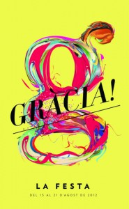 Festa Major de Gracia 2012