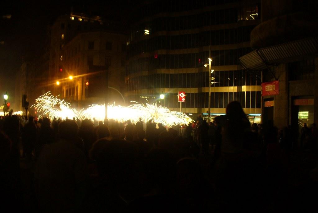 Festiwal Ognia La Merce