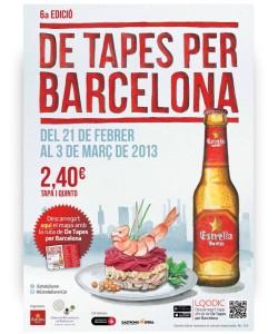 De tapas por Barcelona