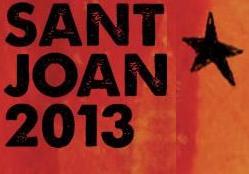 Sant Joan 2013 Barcelona