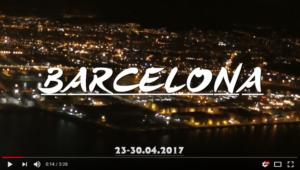 Wakacje w Barcelonie